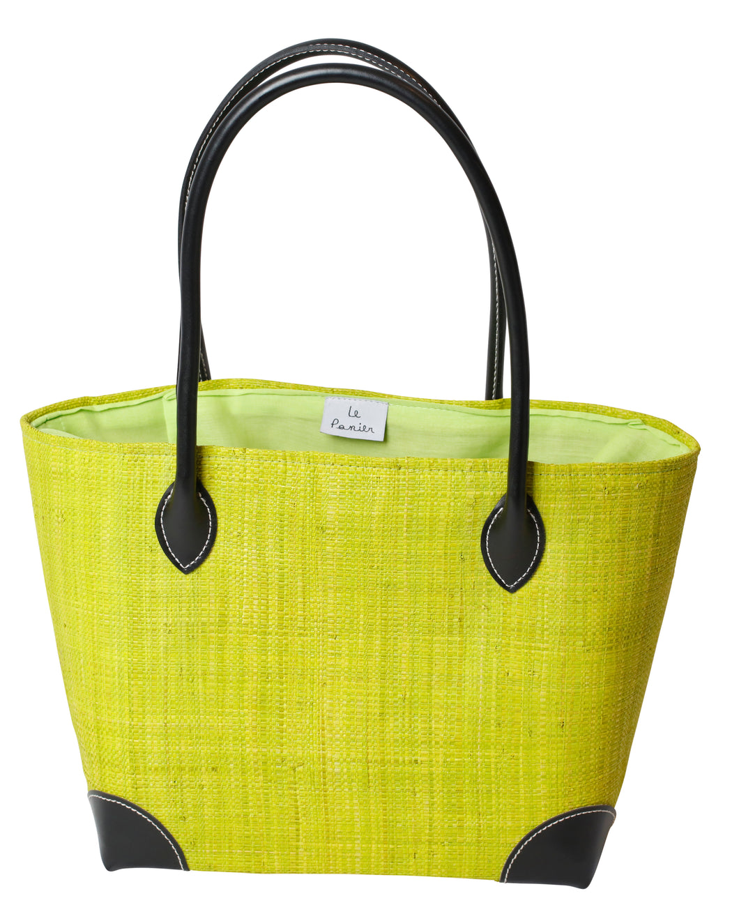Simili Bag - Lime Green