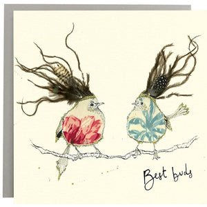 Anna Wright Card - Best Buds