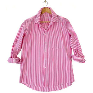 Irving & Powell Franklin Stripe - Pink/White