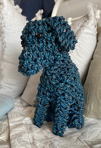 Rope Puppy Small - Denim