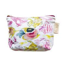 Load image into Gallery viewer, Anna Wright Make Up Bag - In The Pink
