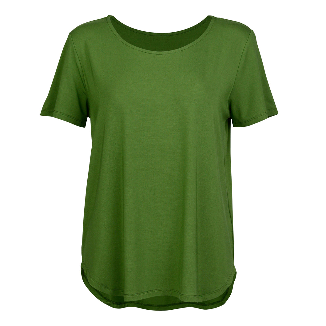 The Janis Tee - Green