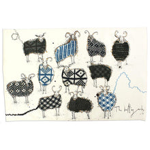 Load image into Gallery viewer, Anna Wright Tea Towel - the Knitting Circle