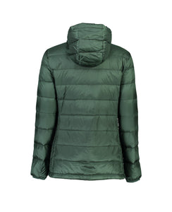 Packable Down Jacket - Forest Green
