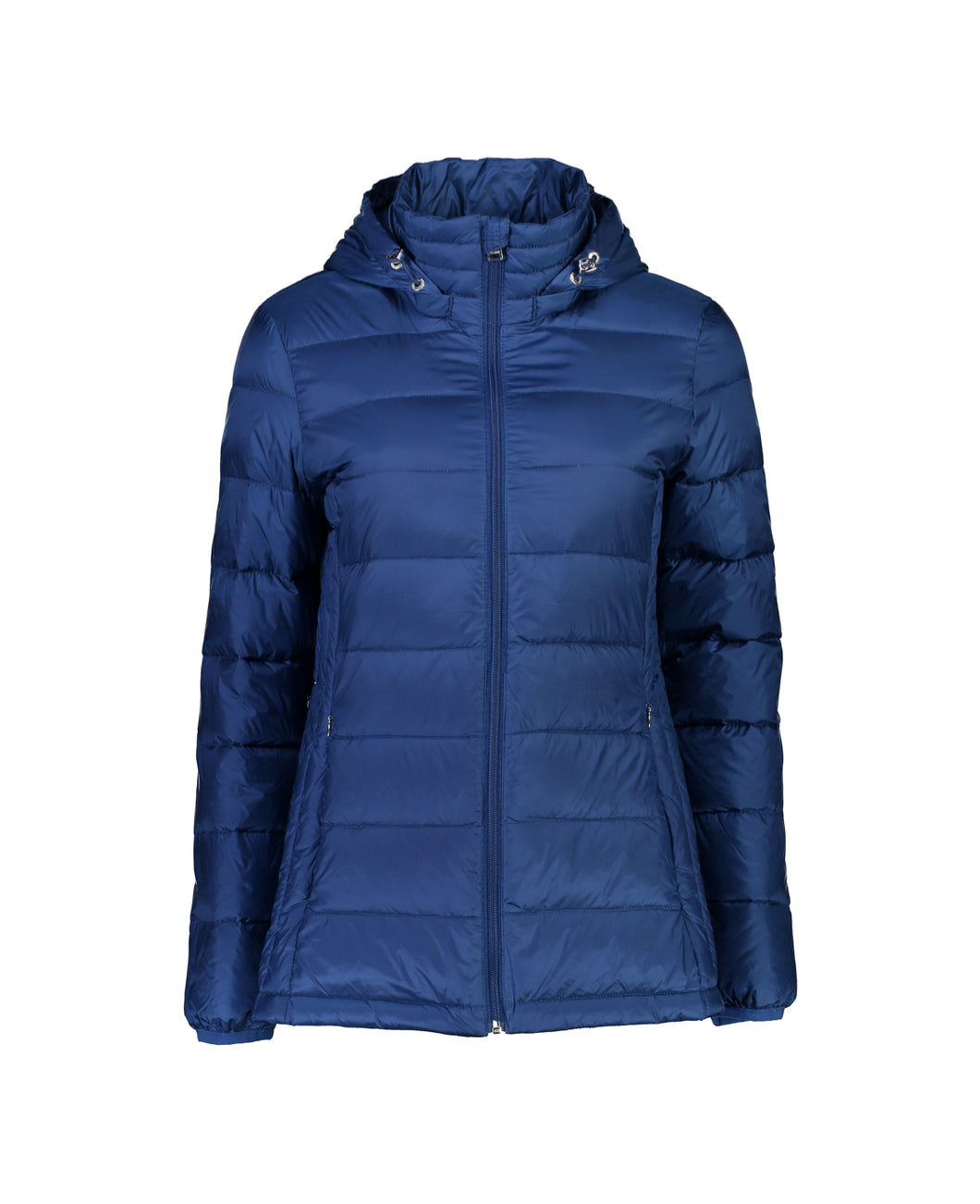Packable Down Jacket - Blue