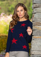 Load image into Gallery viewer, Wool/Possum Southern Cross Jumper