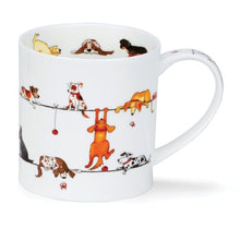 Load image into Gallery viewer, Dunoon Mug - Orkney Live Wires Dog