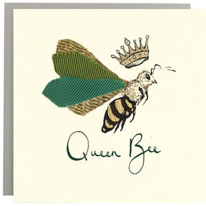 Anna Wright Card - Queen Bee