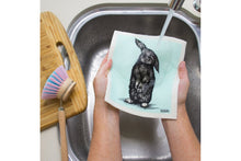 Load image into Gallery viewer, Sponge Cloth - Rabbit