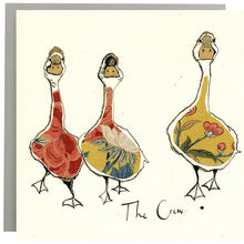 Load image into Gallery viewer, Anna Wright Card - the Crew