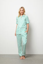 Load image into Gallery viewer, The Willow Long Pyjama Set - Short Sleeve