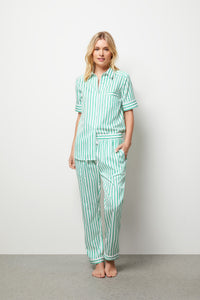The Willow Long Pyjama Set - Short Sleeve