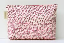 Load image into Gallery viewer, Anna Wright Make Up Bag - Friday Night