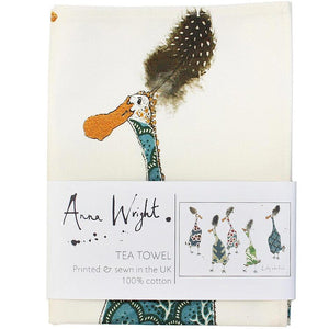 Anna Wright Tea Towel - Ladies Who Lunch