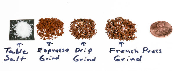 What number to grind coffee for french press