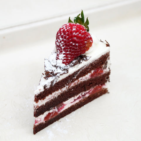 Black Forest Cake Slice 黑森林蛋糕切件
