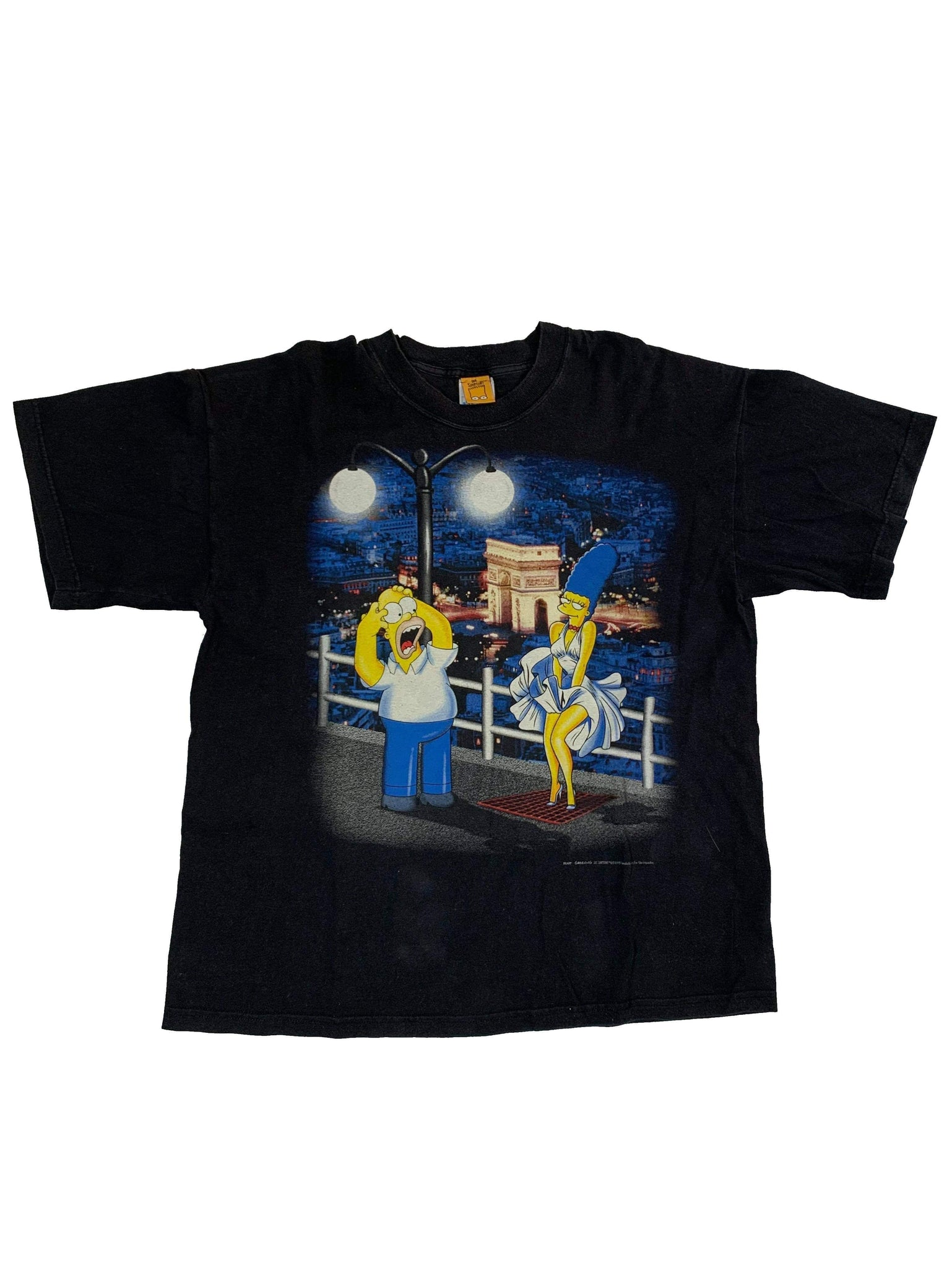Vintage The Simpson's Tee 1999 - XL