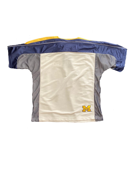 Vintage Starter Michigan University Warm-Up Jersey 90s - M