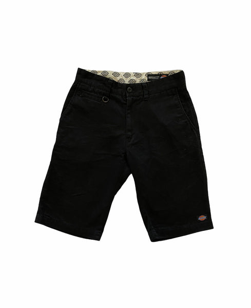 Vintage Dickies Black Work Shorts - 30