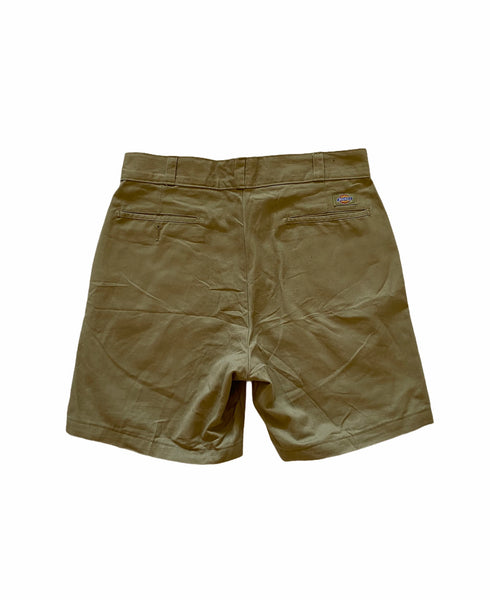 Vintage Dickies Relaxed Fit Work Shorts - 34