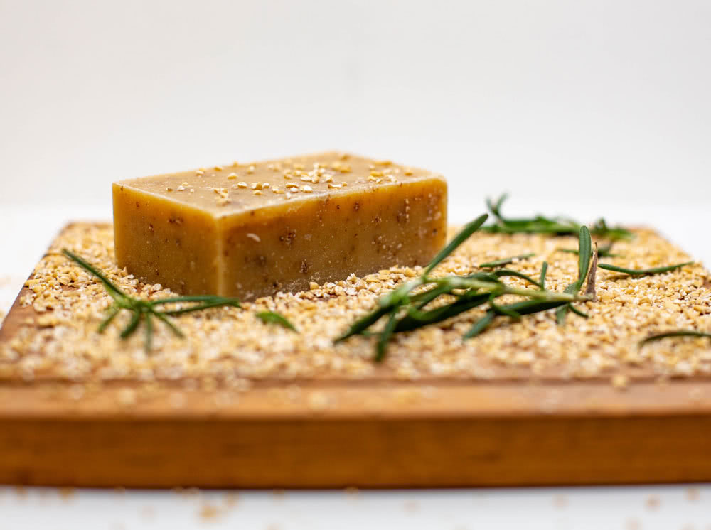 Oatmeal Spice Body Soap 50mg