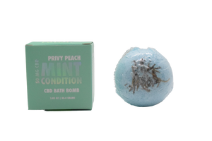Mint Condition Bath Bomb 50mg