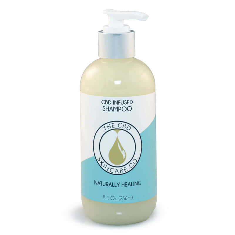 CBD Infused Shampoo 100mg