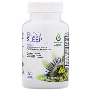 EndoSleep - No CBD/ No THC