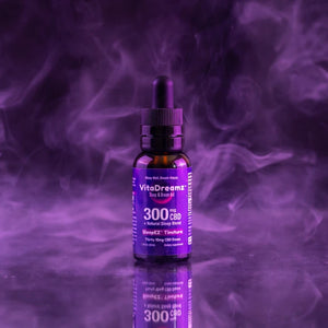 Vitadreamz Sleep Tincture 300mg CBD