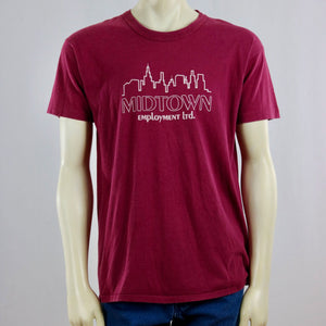 MIDTOWN Employment Tee    L