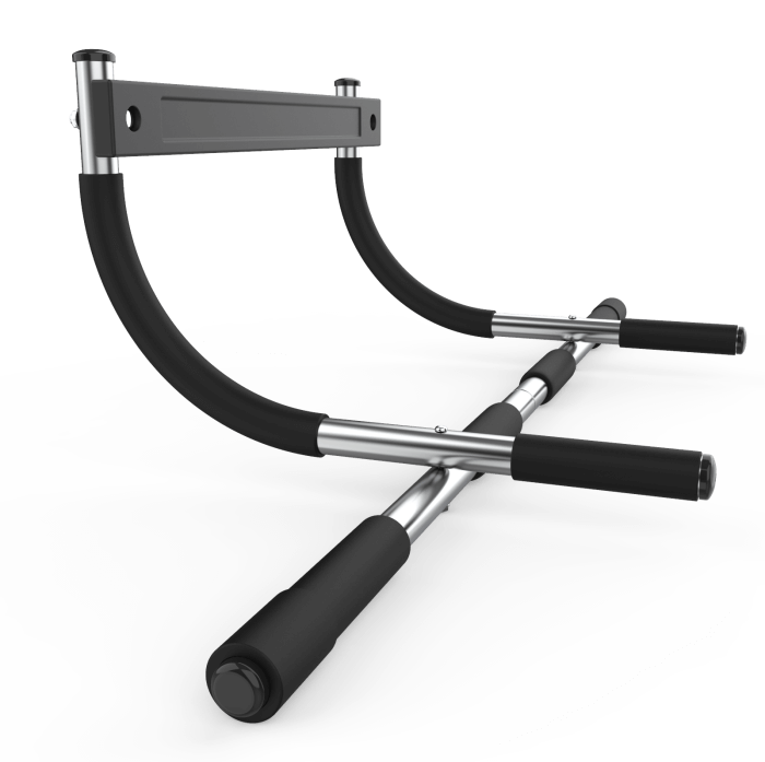 Diet & Iron The Alphabar home workout set resistance band fitness