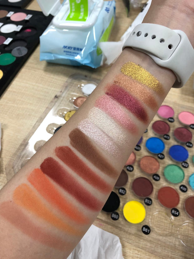 Faith over Fear Palette
