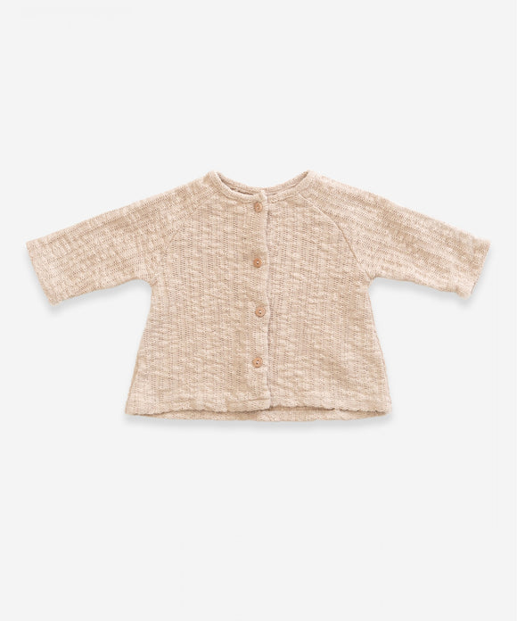 Knit Cardigan                         PLAY UP