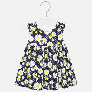 Daisy Print Dress   MAYORAL