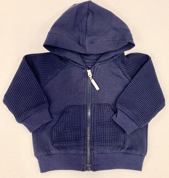 Hooded Jacket    BELLYBUTTON