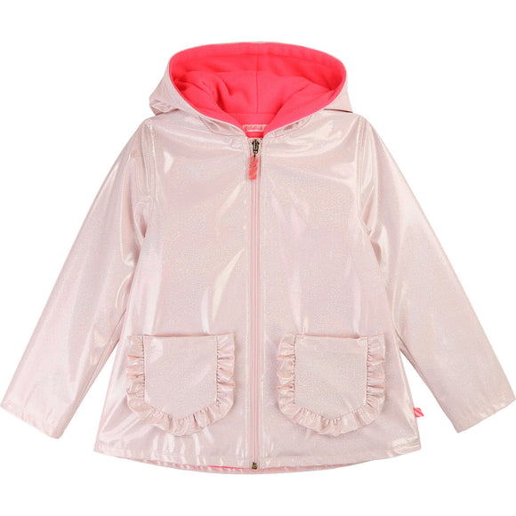 Metallic Raincoat                              BILLIEBLUSH