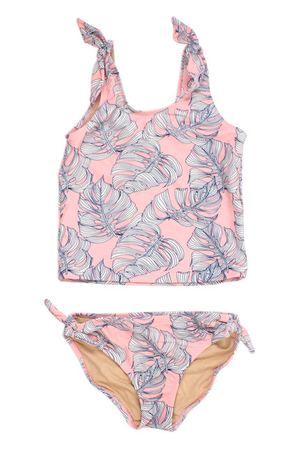 Pink Palm Tankini                    SHADE CRITTERS