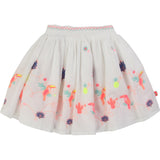Embroidered Skirt  BILLIEBLUSH