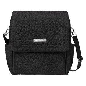 Embossed Boxy Backpack                        PETUNIA PICKLE BOTTOM