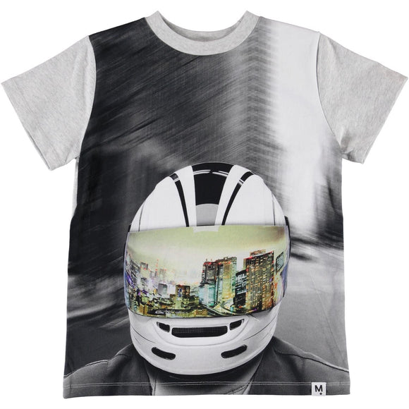 Helmet & City Top  MOLO