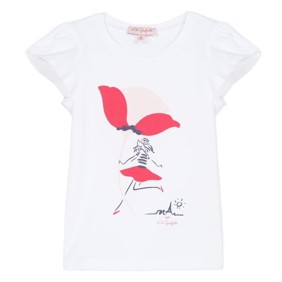 Tulip Girl Top  LILI GAUFRETTE