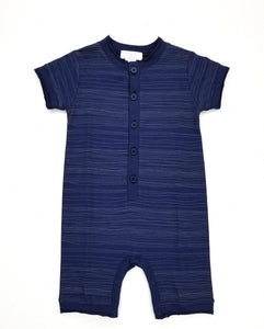 Henley Romper  FEATHER BABY