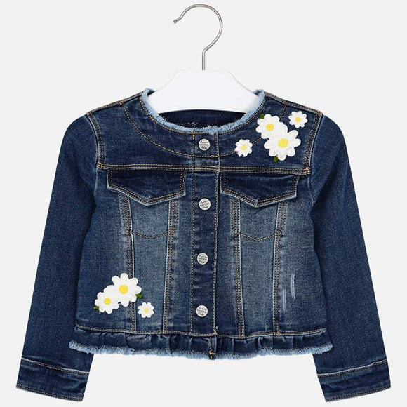 Daisy Denim Jacket  MAYORAL