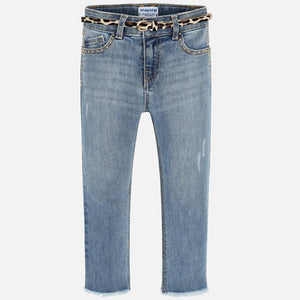 Belted Jeans  MAYORAL