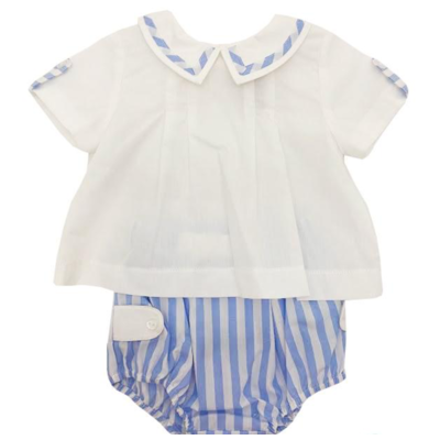 Stripe Two Piece Set      SOPHIE AND LUCAS