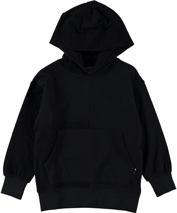 Hooded Pullover       MOLO
