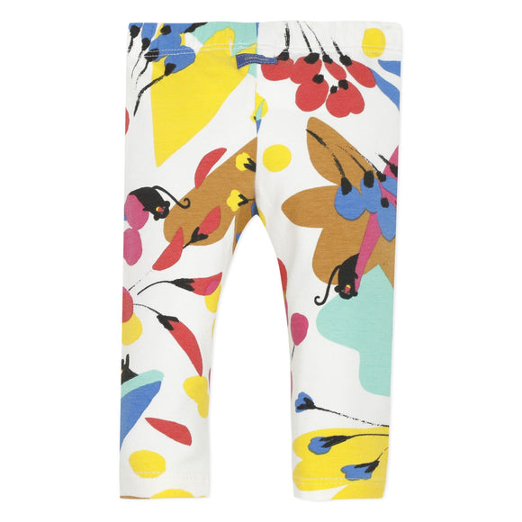 Floral Leggings  CATIMINI