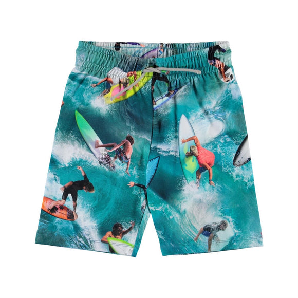 Surfer Print Shorts  MOLO