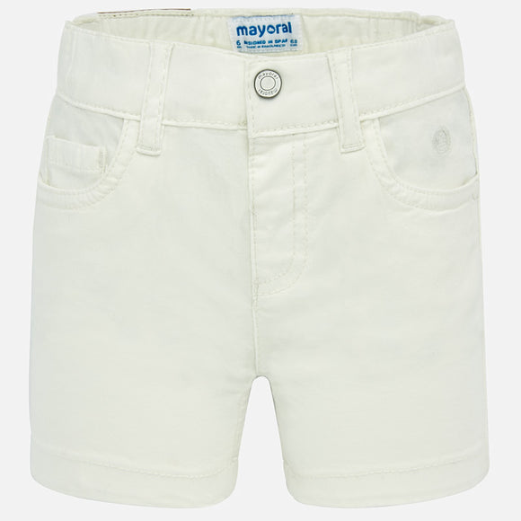 Stretch Twill Shorts   MAYORAL