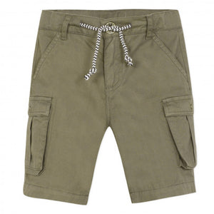 Cargo Pocket Shorts   3 POMMES